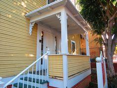 William Heath Davis House  Gaslamp Quarter San Diego