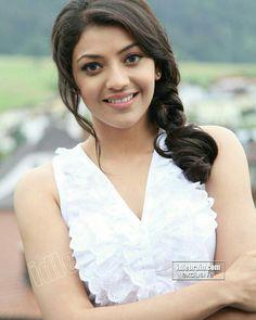 Kajal Aggarwal Indian Celebrities, Beautiful Celebrities, Beautiful Actresses, Bollywood Fashion, Bollywood Actress, Tamil Actress, Hot Actresses, Indian Actresses, Indian Bridal Sarees