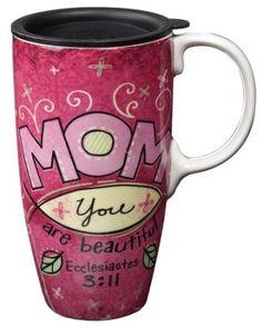 Mom, Latte Mug  -
