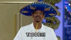 Trending GIF tacos taco snoop dogg snoop mexican food martha & snoop martha and snoops potluck dinner party Potluck Dinner Party, Taco Spot, Fried Tacos, Cheese Tacos, Snoop Dogg, Funny Laugh, Mexican Food Recipes, Concord California, Trail