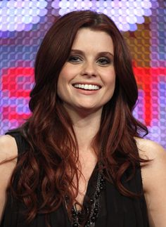 Joanna Garcia Swisher-  The color I want my hair!!!! @Amy Lyons Andrus