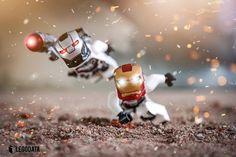 Lego Iron Man, Iron Man Avengers, Lego Marvel's Avengers, Lego Man, Lego Marvel Super Heroes, Batman Lego Sets, Lego Spiderman, Marvel Fanart, Armas Ninja