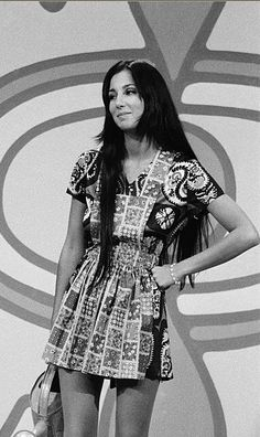 On the Laugh In show which aired September 1969