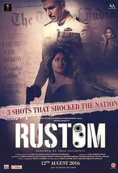 Rustom Movie Download (2016) Download Rustom (2016) Full HD movie only from our high speed download servers in all formats - MKV, AVI, FLV, MP4