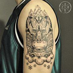 OZKR INK dnzhnozkr.tumblr.com #tattoo #ink