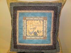 Quilt cushion 1