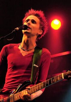 Matt Bellamy #MUSE