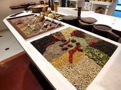 Spices India by Four Dimensions Retail Design Kochi India 09 Spices India by Four Dimensions Retail Design, Kochi India Design Blog, Your Design, Store Design, Kochi, Visual Merchandising, Spice India, Fourth Dimension, Food Retail, Design Furniture
