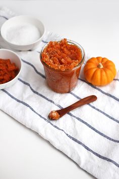 Fall Inspired Pumpkin Sugar Body Scrub Recipe