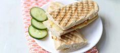 Panini hete kip Sandwiches, Bread, Chicken, Hot, Google, Recipes, Brot, Baking, Breads