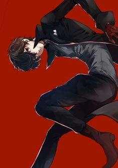 Persona Five, Persona 5 Joker, Super Smash Bros, Ren Amamiya, Akira Kurusu, Shin Megami Tensei, Pattern Images, Cute Anime Couples, Anime Characters
