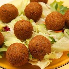 Falafel - eredeti arab recept 29. fázisfotó