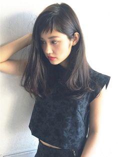 アルバム シブヤ(ALBUM SHIBUYA) 【ALBUM渋谷】NOBU_ふんわりワンカールロング_71062