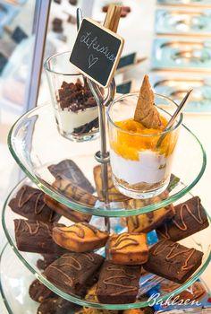 Hochstapeln erlaubt! // We aim high! #LifeIsSweet #Bahlsen #SweetOnStreets #SweetTreat #Brownie #Dessert #Cologne
