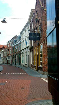 Verwers Straat. 's-Hertogenbosch. May 2015
