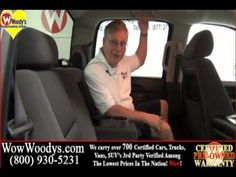 Vehicle Profile: Learn All About This Used 2009 Chevrolet Silverado LTZ Video Walkaround @Wowwoodys