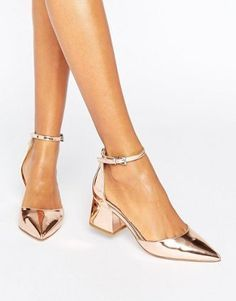 Vizzano Impecável Sapato Scarpin Meia Pata Salto Quadrado