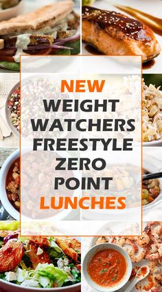 Recipes Snacks Lunch Ideas Terrific WW Freestyle Zero Point Lunch recipes that will fill you up, but cost you ZERO when it comes to points. Weight Watchers Lunches, Weight Watchers Diet, Ww Recipes, Lunch Recipes, Healthy Recipes, Lunch Snacks, Recipes Dinner, Spinach Recipes, Healthy Tips