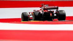 2017 Austrian GP - Kimi Raikkonen (Ferrari)