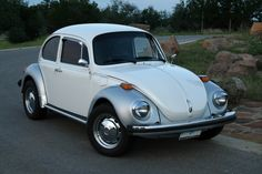My 1974 Super Beetle - Still have it!