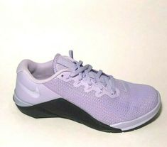 Nike Metcon 5 Womens Shoes 7.5 Lavender Mist AO2982-511 #Nike #Casual Nike Crossfit, Mists, Nike Free, Nike Women, Lavender, Sneakers Nike, Best Deals, Casual, Ebay