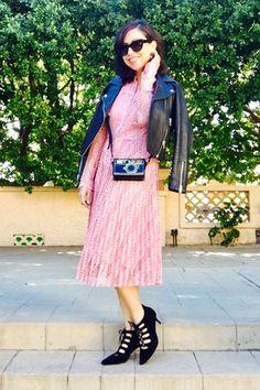 Modest Feminine Lace Dress