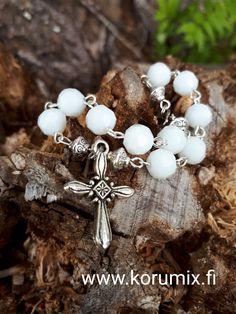 Rosary,bracelet Rosary Bracelet, Bracelets, Jewelry, Jewlery, Bijoux, Schmuck, Jewerly, Bracelet, Jewels
