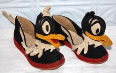 Daffy Duck shoes daffi duck, duck shoe