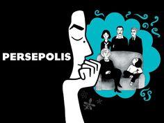 Persepolis. Brilliant.