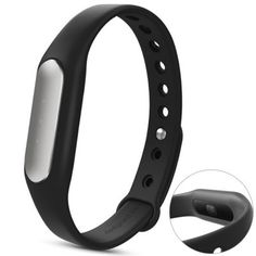 Original Xiaomi Mi Band 1S Heart Rate Wristband with White LED.Flash Sale Price…