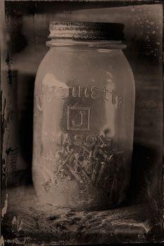 Jeanette Mason Jar