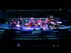 Battlestar Galactica Orchestra Live at Grand Performances - YouTube