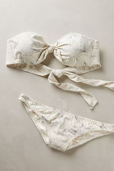 Eberjey Sylvan Bandeau Top - anthropologie.com  #anthroregistry
