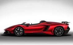 Lamborghini Aventador J 2012 Widescreen Exotic Car Image  #16 of 52 : DieselStation