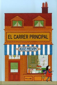 Les boutiques d'Angélique, Alice Melvin Alice, Albin Michel Jeunesse, House Illustration, Unusual Things, Amazing Things, Beautiful Things, Children's Picture Books, Reading Levels, Conte