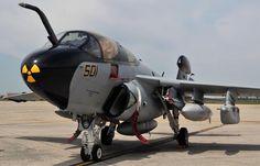 """toocatsoriginals: """" EA-6B Prowler of VAQ-209 """"Star Warriors"""" """""""