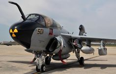 "toocatsoriginals: "" EA-6B Prowler of VAQ-209 ""Star Warriors"" """