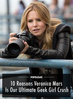 Fact: She's smarter than the boys.  <3 Veronica Mars
