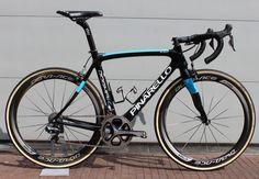 3221dd4b2 Paris Roubaix 2014 race tech  Bradley Wiggins  Pinarello Dogma K (Pic  George  Scott Factory Media)