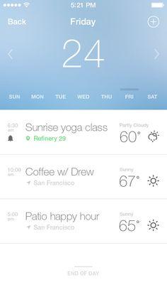 Weather Cal - Live International Forecast and Rain Reportsのおすすめアプリ画像2