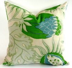 Christopher Farr Cloth Pillow Cover in Carnival