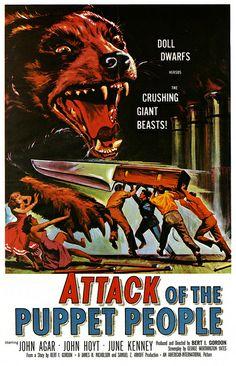 Afiche de 1950 en favor de semejante producción magistral.