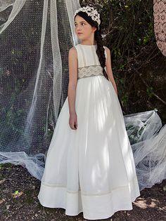 Ficha Communion dress