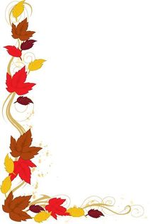 microsoft free fall clip art downloads page border made of autumn rh pinterest com Clip Art Borders and Frames Christian Autumn Clip Art