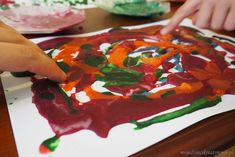 zabawy sensoryczne Thai Red Curry, Ethnic Recipes, Food, Essen, Meals, Yemek, Eten