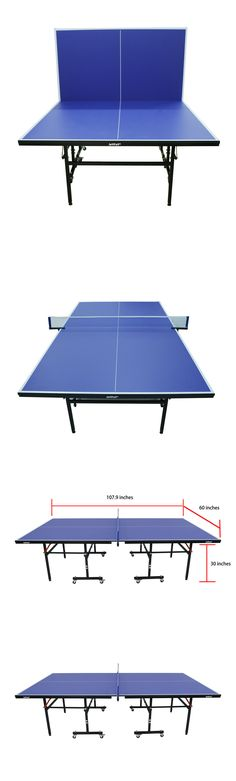 Tables 97075: Table Tennis Table Ping Pong Table Removable Sets Indoor Outdoor Game -> BUY IT NOW ONLY: $338.19 on eBay!
