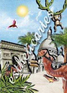 paris et le changement climatique Paris, Christmas Ornaments, Holiday Decor, Home Decor, Climate Change, Montmartre Paris, Decoration Home, Room Decor, Christmas Jewelry