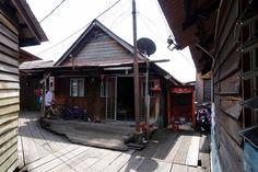 Посёлки на сваях: китайские кланы в Малайзии: levik