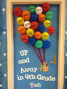 Make the first day back to school a blast with these creative classroom door ideas! You'll be the star teacher with these classroom hallway decorations! Creative Bulletin Boards, Back To School Bulletin Boards, Classroom Bulletin Boards, Classroom Door, Classroom Design, Classroom Displays, Classroom Themes, School Classroom, Future Classroom