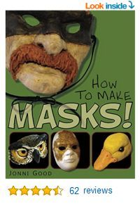 How to Make a Simple Paper Mache Mask – Ultimate Paper Mache